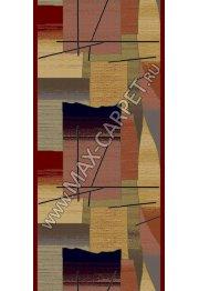 Шерстяная ковровая дорожка Floare-carpet 250 FREGAT 3317 CLASSIC
