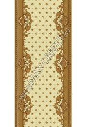 Шерстяная ковровая дорожка Floare-carpet 017 VERSAILLE 1149 CLASSIC