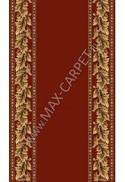 Шерстяная ковровая дорожка Floare-carpet 123 KREMLIOVSCAIA 63658 ELITE