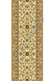 Шерстяная ковровая дорожка Floare-carpet 265 ERMITAGE 1149 CLASSIC