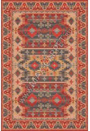 Молдавский ковер из шерсти Floare-Carpet 588 COZMIN 63632 ELITE