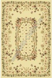 Молдавский ковер из шерсти Floare-Carpet 256 SENSI 1567 CLASSIC