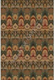 Молдавский ковер из шерсти Floare-Carpet 575 TOTEM 60312 ELITE