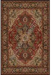 Молдавский ковер из шерсти Floare-Carpet 565 BAHTIYAR 60312 ELITE
