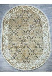 Бельгийский ковер из вискозы Kunduz 5021 498530 oval
