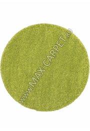 Длинноворсовый ковер Shaggy Ultra S600 — GREEN Krug