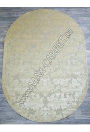 Бельгийский ковер из вискозы Genova 38011 626260 OVAL