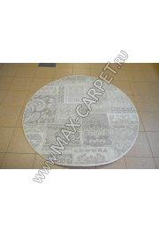 Бельгийский синтетический ковер Ragolle Nubian Круг 64153 2575