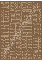 Длинноворсый турецкий ковер Pierre Cardin Bianco 3751B
