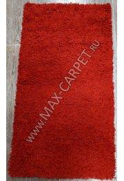 ковер длинноворсовый Shaggy Lazenie 00063A RED RED