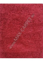 Турецкий ковер с длинным ворсом Shaggy Xxx 00063A STAN RED / RED