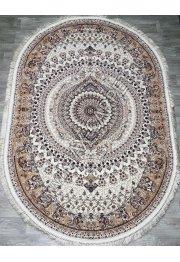 Узбекский ковер Sultanate 7507 OVAL KEMIK  BEJ Овал