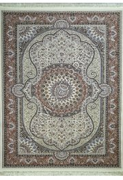 Узбекский ковер Sultanate 7705 BEYAZ GUL