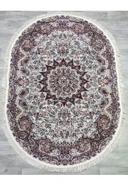 Узбекский ковер Sultanate 7722 OVAL KEMIK KEMIK Овал