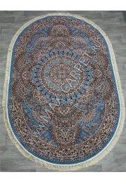 Узбекский ковер Sultanate 9913 OVAL MOVIY KEMIK Овал