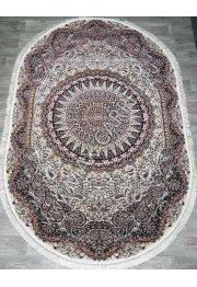 Узбекский ковер Sultanate 9927 OVAL KEMIK LACIVERT Овал