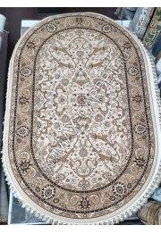Турецкий ковер с скидкой 25% из акрила Tower 35874 oval