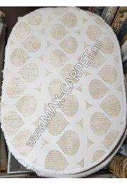 Турецкий ковер с скидкой 25% из шерсти Sardes 12102 Oval