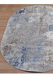 ARMINA 03853A — BLUE / BLUE Oval