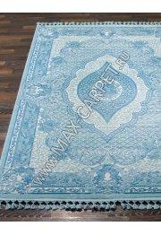 Турецкий ковер Hunkar 07931 — BLUE / BLUE