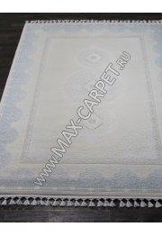 Турецкий ковер Hunkar 07975A — BLUE / BLUE