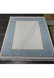 Турецкий ковер Hunkar 08058T — BLUE / WHITE