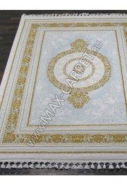 Турецкий ковер Hunkar 08071A — BLUE / GOLD