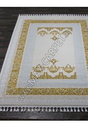 Турецкий ковер Hunkar 08074A — BLUE / GOLD