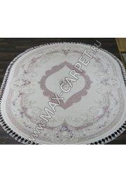 Турецкий ковер Hunkar 7921 — PURPLE / PURPLE Oval