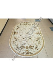 Ковер Floare-Carpet Флоаре ROCAILLE 315-1149 овал (Молдавия)