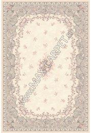 Польский ковер из шерсти Isfahan Dafne alabaster