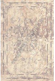 Польский ковер из шерсти Isfahan Tanit sand