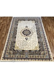Бамбуковый ковер TABRIZ Cashan versay cream-brown
