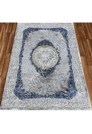 Турецкий ковер ОТТО V658A CREAM / D.BLUE.2806