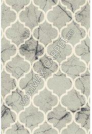 Польский ковер из шерсти Agnella Magic Eveil grey