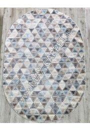 Avon 36853A OVAL L.BEIGE / BLUE
