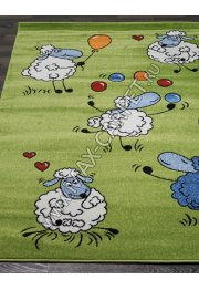 Детские ковры Crystal 2823 GREEN