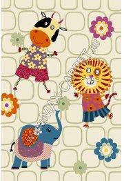 Детские ковры Crystal 2870 CREAM