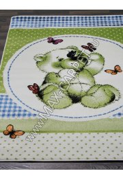 Детские ковры Crystal 2352 GREEN