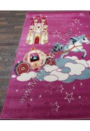 Детские ковры Crystal 2701 PINK