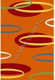 Детские ковры Crystal N065 ORANGE