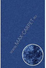 Длинноворсовый ковер Shaggy Ultra S600 — DARK BLUE