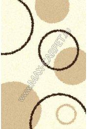 Длинноворсовый ковер Shaggy Ultra S610 — CREAM