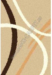 Длинноворсовый ковер Shaggy Ultra s606 — BEIGE
