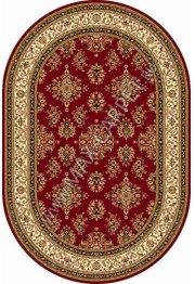 Российский ковер Buhara OLYMPOS d064 — RED овал