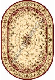 Российский ковер Buhara OLYMPOS d071 — RED Овал