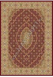 Российский ковер из синтетики Merinos Buhara D159 — RED
