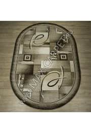 Ковер из синтетики Домо дизайн 27005 цвет 29646 Овал