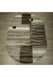 Российский ковер Домо дизайн 27009 цвет 29626 Овал