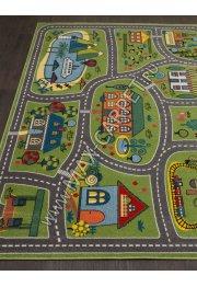 Детский ковер RIO NC74 — GREEN